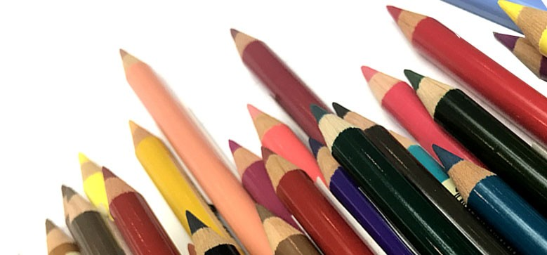 Crayons et boites Faber castell